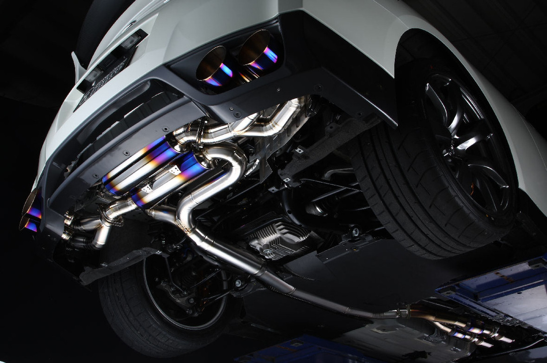 Car Mufflers Exhaust System